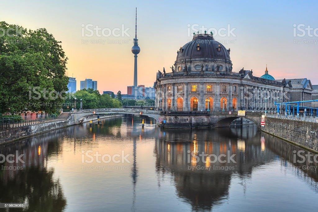 Berlin Germany stock photo