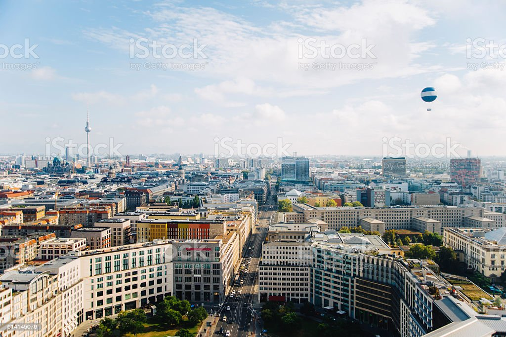 Berlin, Germany stock photo