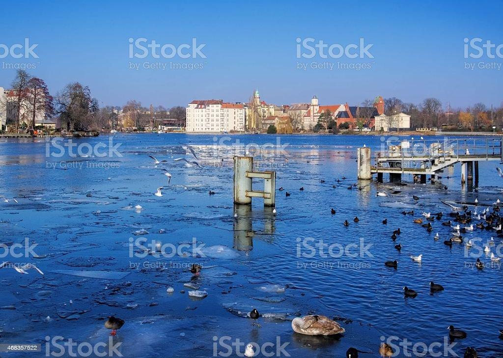 Berlin Koepenick royalty-free stock photo