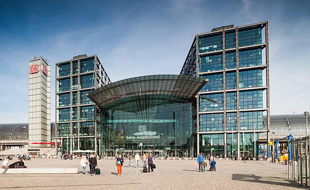 Berlin Hauptbahnhof. – Foto