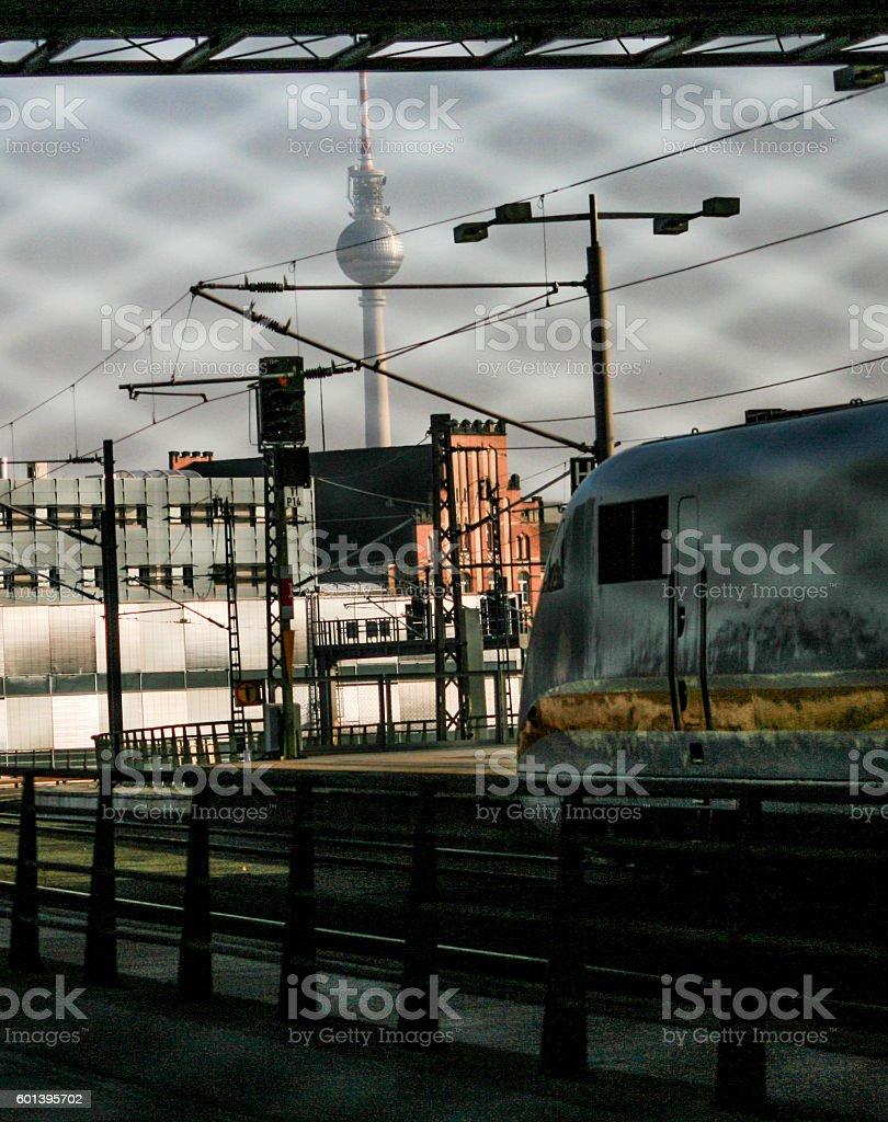 Berlin panorama – Foto