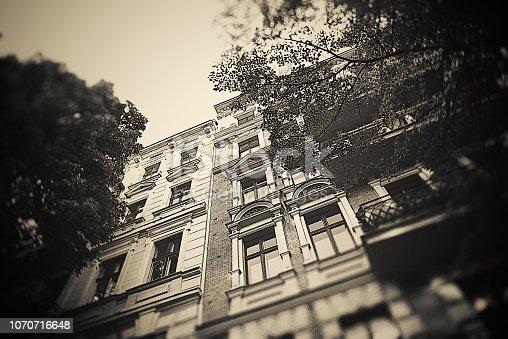 Berlin, Apartment Houses, Prenzlauer Berg
