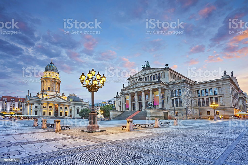 Berlin. stock photo