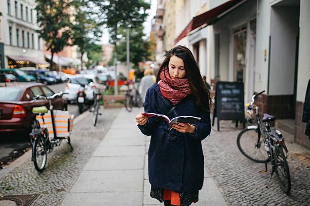 Berlin street style portrait – Foto