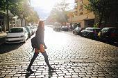 Berlin street style portrait