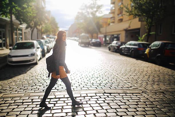 berlin street style portrait - hipster unterwäsche stock-fotos und bilder