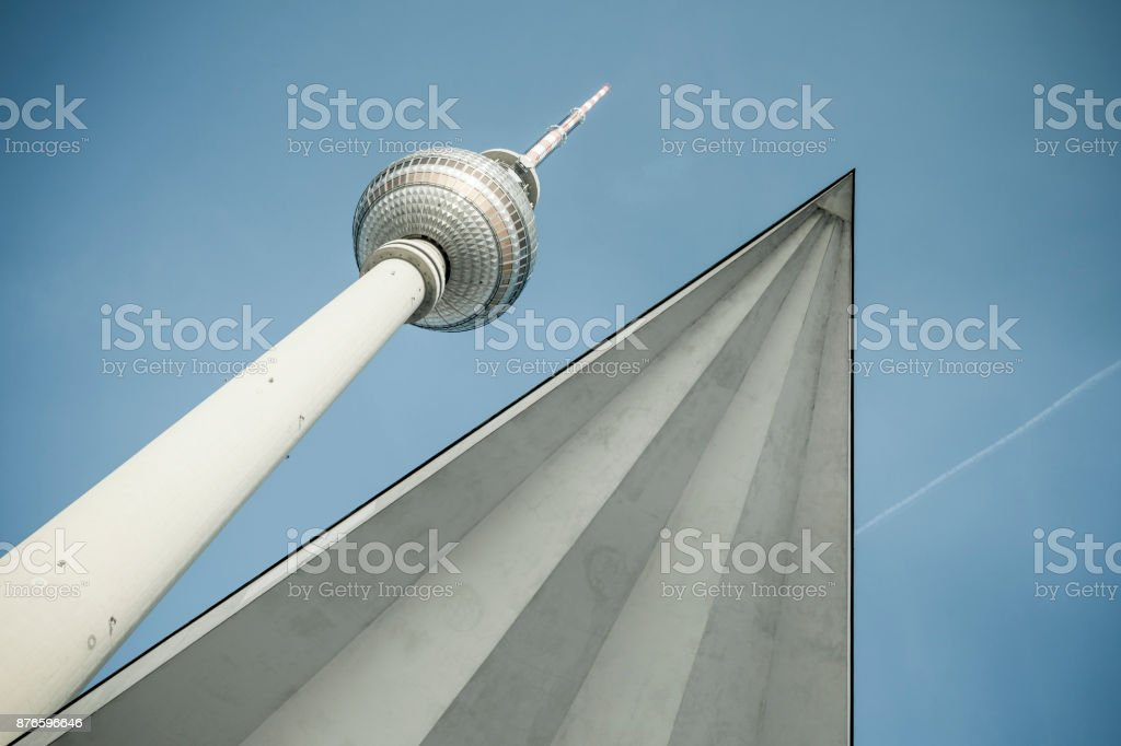 Berliner Fernsehturm – Foto