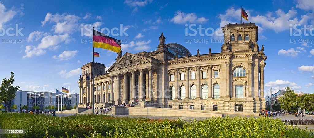 Ausblick auf Berlin – Foto