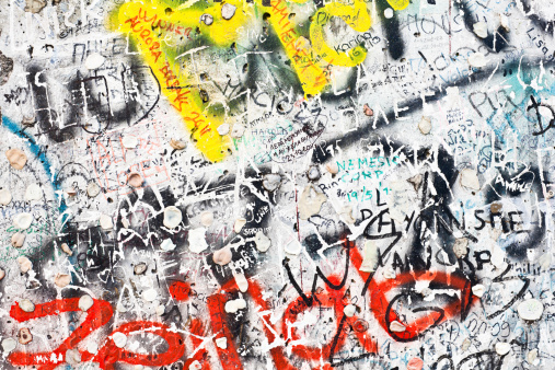 Berlin Wall Graffiti, Germany