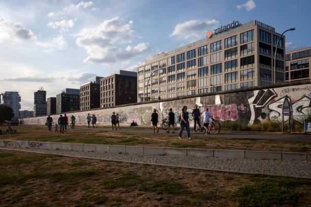 Mur de Berlin - Photo