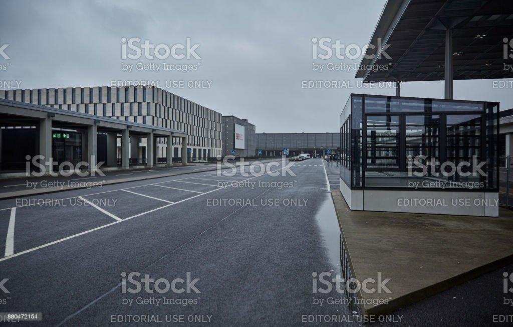Berlin-Brandenburg International Airport – Stockfoto stock photo
