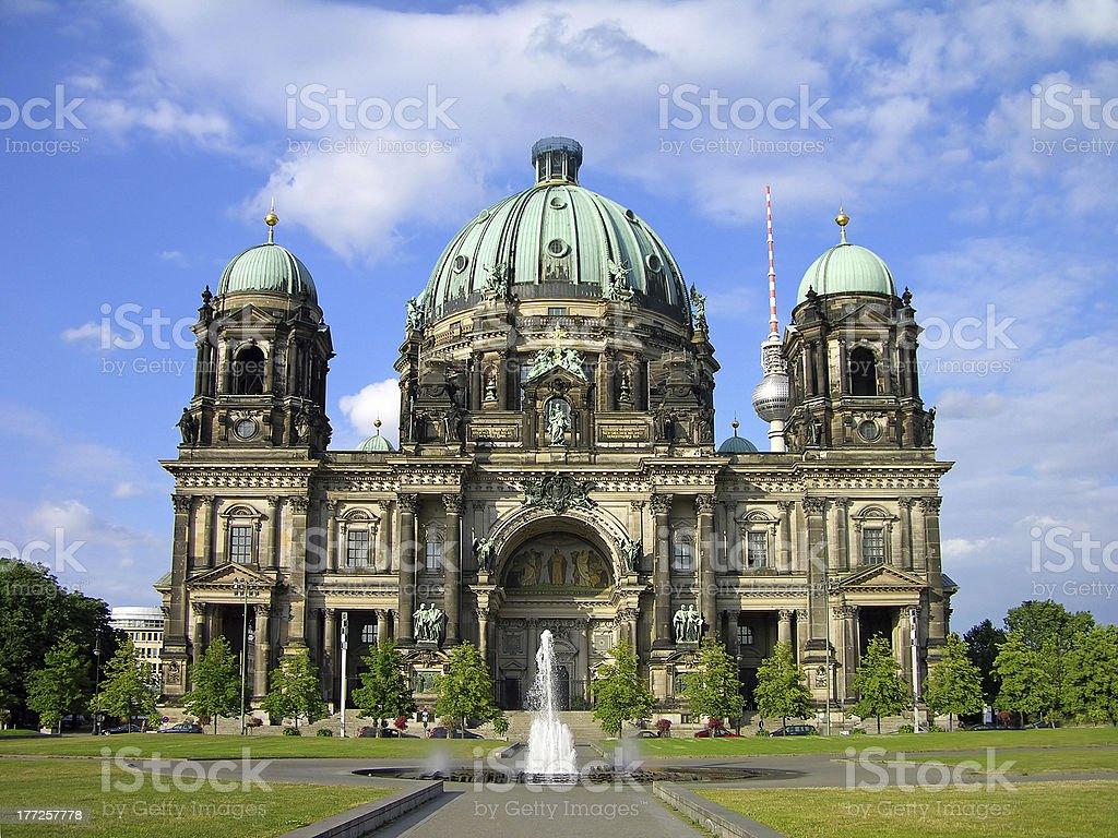 Der Berliner Dom, Deutschland – Foto