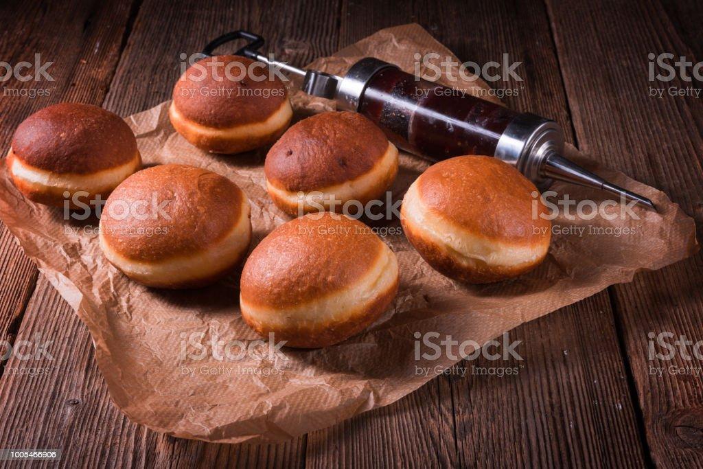 Berliner (doughnut)