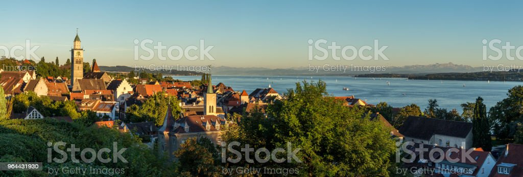 Überlingen in Germany - Royalty-free Architecture Stock Photo