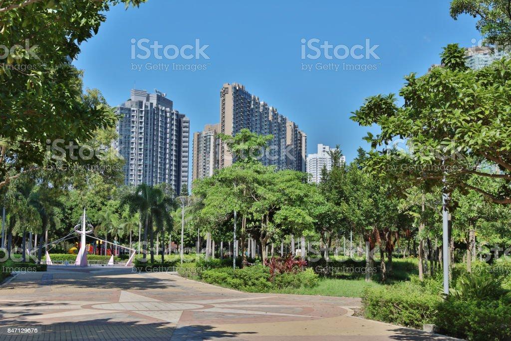 香港東湧區百慕達園圖像檔