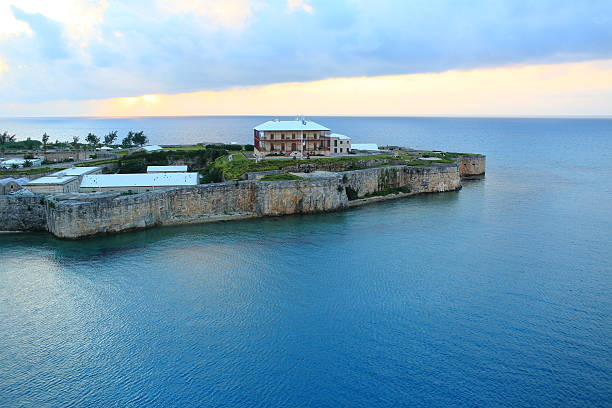 Bermuda stock photo