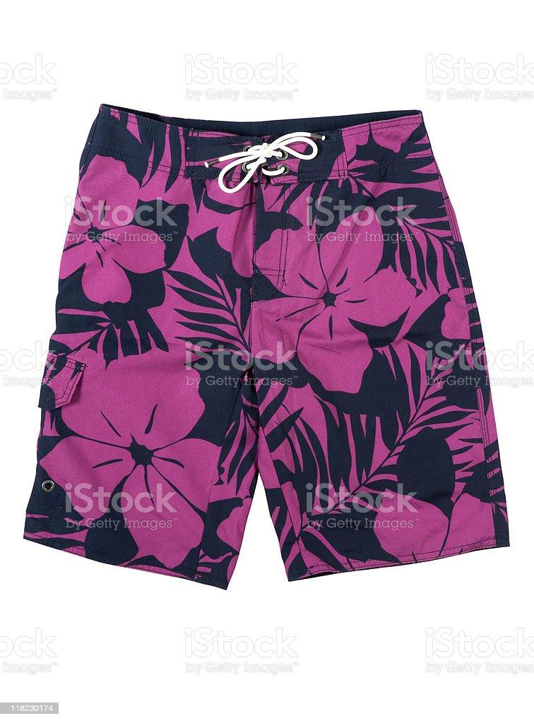 Bermuda Shorts stock photo