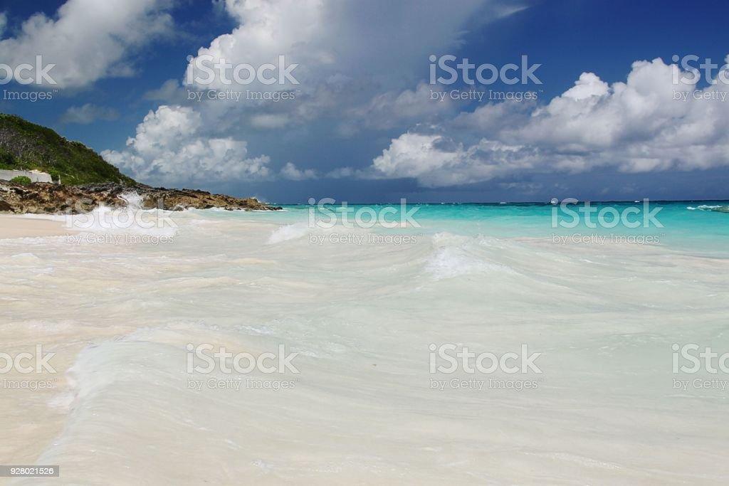 Beach Bermuda Of Turquoise Ocean Fantastic Water Atlantic On View K1lFcJ