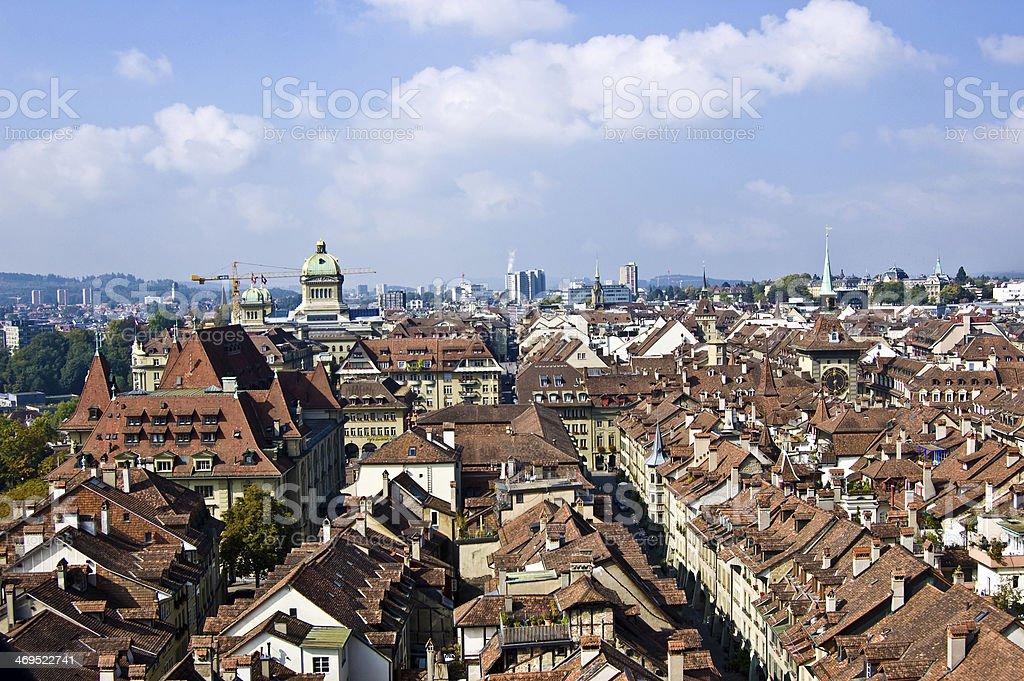 Bern - Switzerland royalty-free stock photo