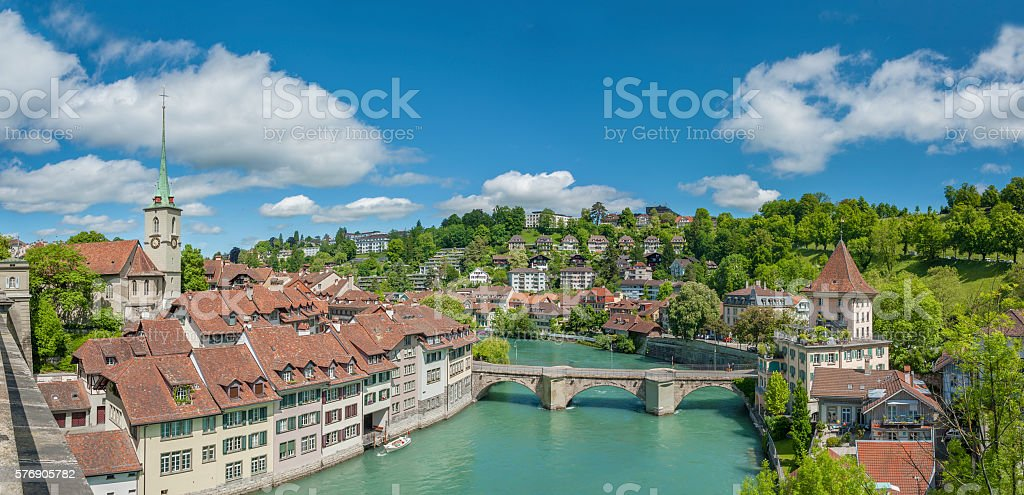 Bern, Switzerland. stock photo