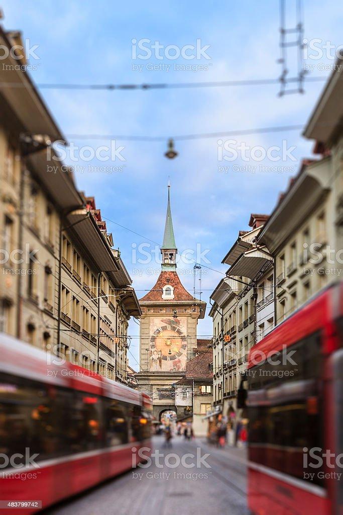 Die Zytglogge-Bern, Schweiz – Foto
