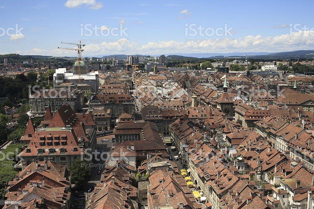 Berne. Switzerland. Europe royalty-free stock photo