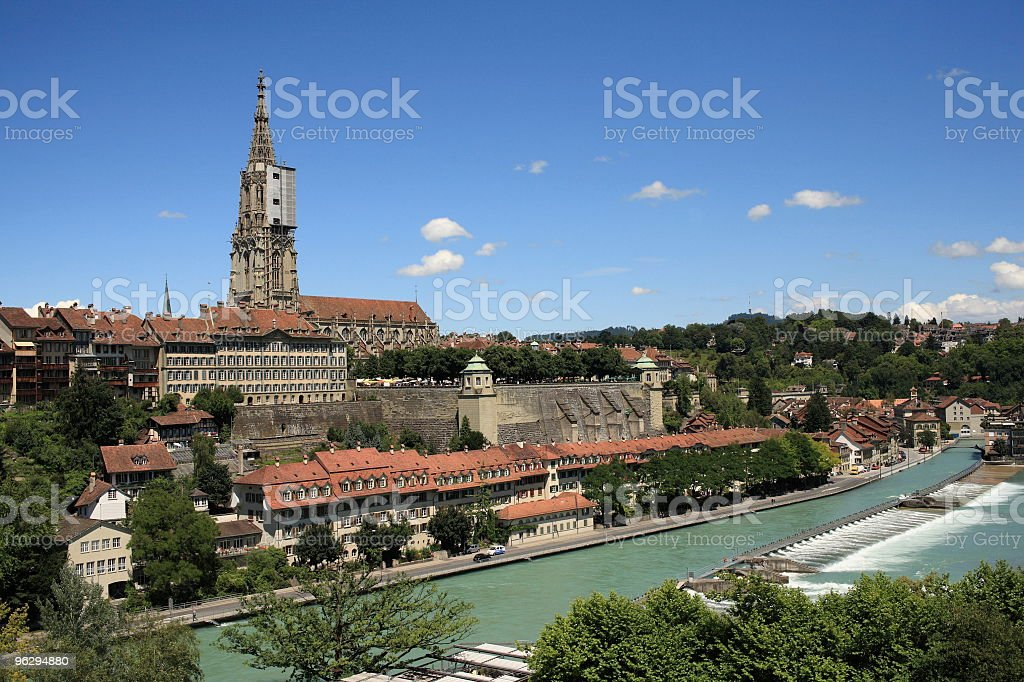Berne. Switzerland. Europe royalty-free stock photo