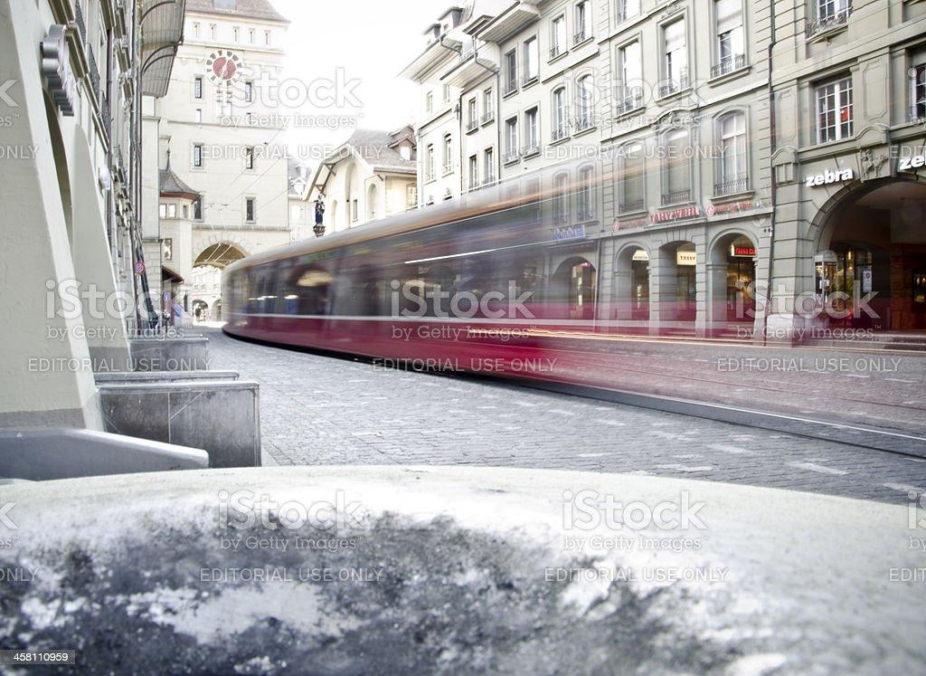 Berne Switzerland stock photo