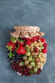 istock Berries jam 825435454