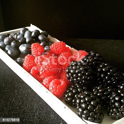 499658564istockphoto Berries Mix. 815276816