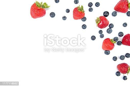 182187173 istock photo Berries 1177118552