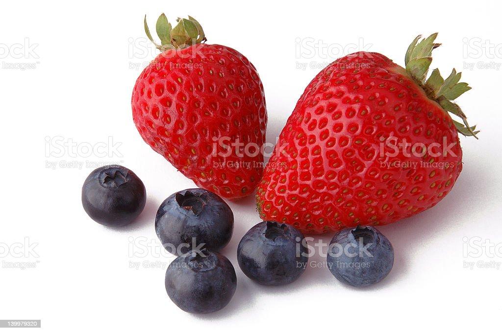 Berries #2 royalty-free stock photo
