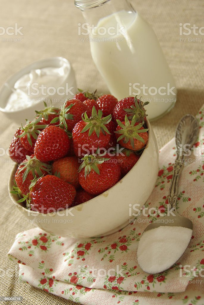 Berry Bounty royalty-free stock photo