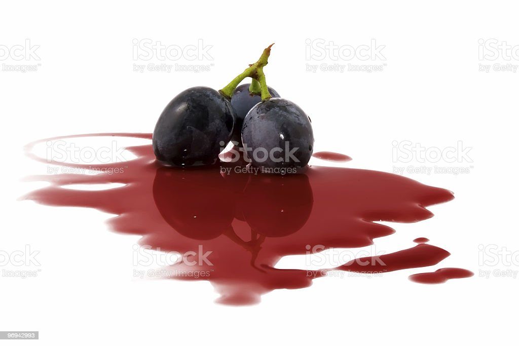 berry grape royalty-free stock photo