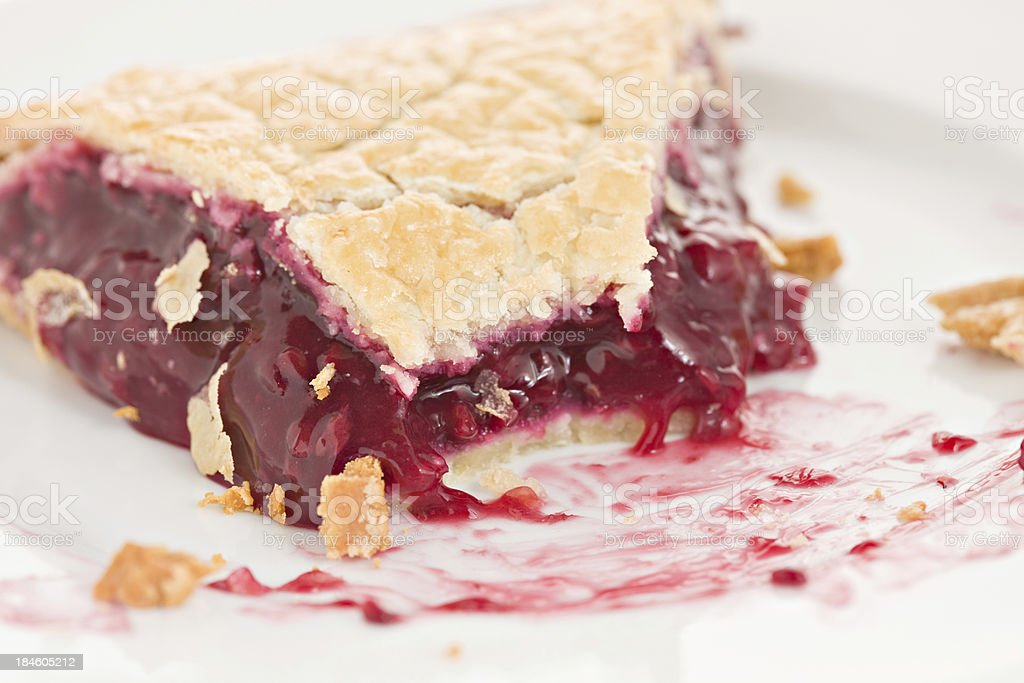 Berry Pie - foto de stock