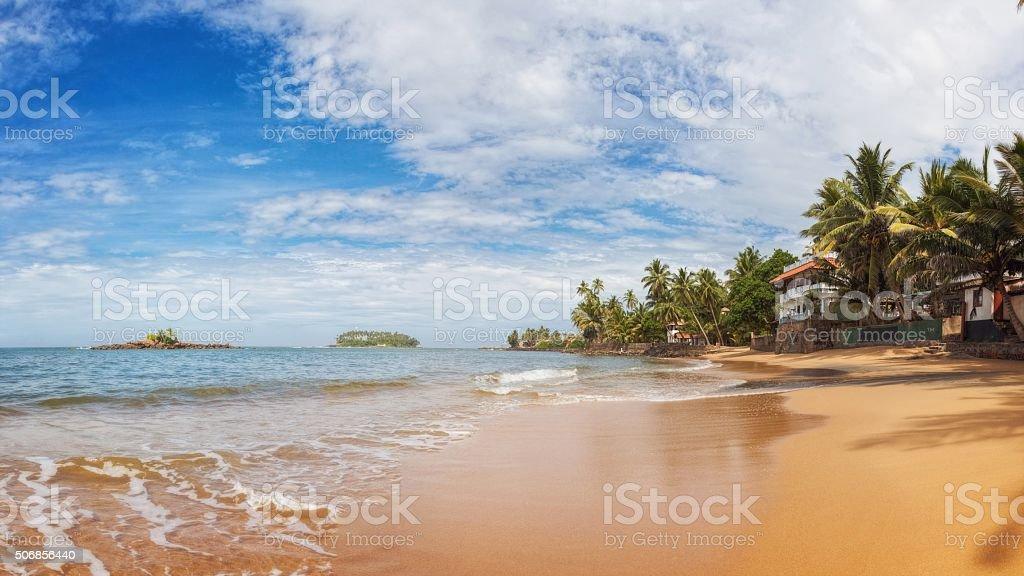 Beruwala, Sri Lanka royalty-free stock photo