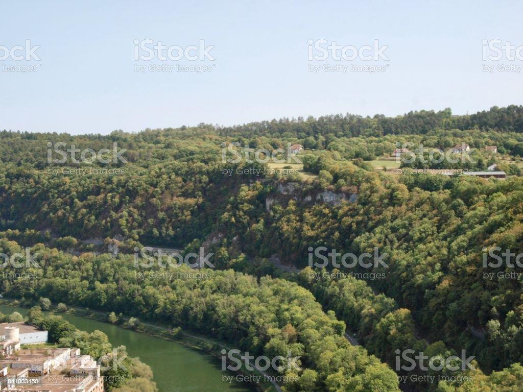 Besancon,France stock photo
