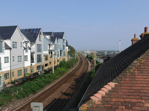 Beside The Railway
