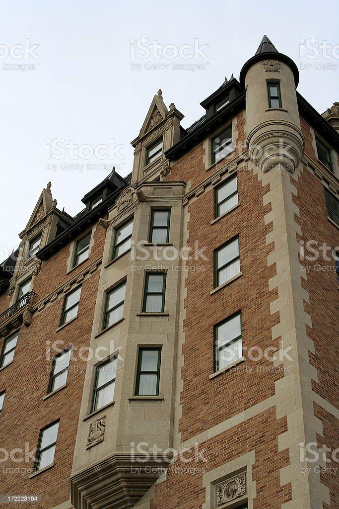 Bessborough Hotel stock photo