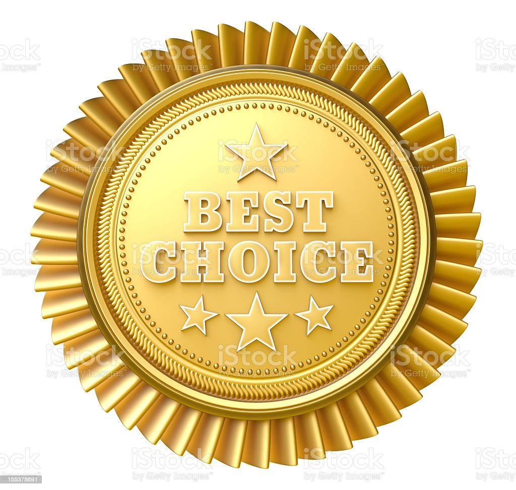 Best choice royalty-free stock photo