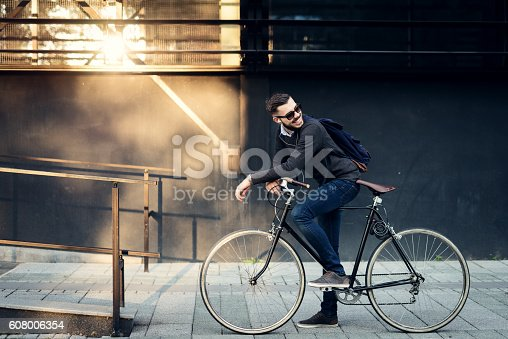istock Best city transportation 608006354