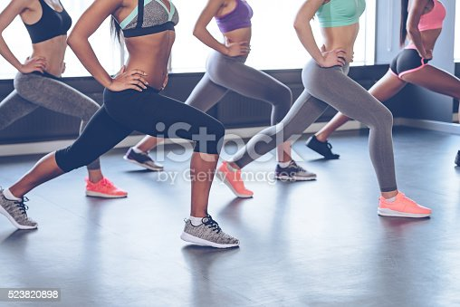 istock Best exercise for your booty. 523820898