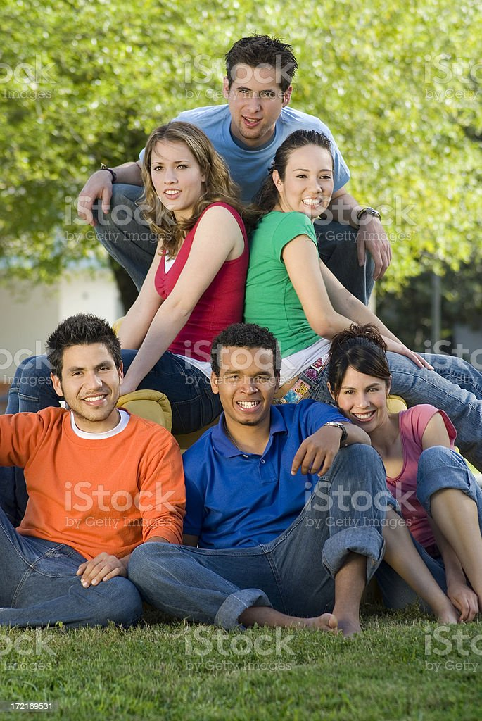 Best friends 15 royalty-free stock photo