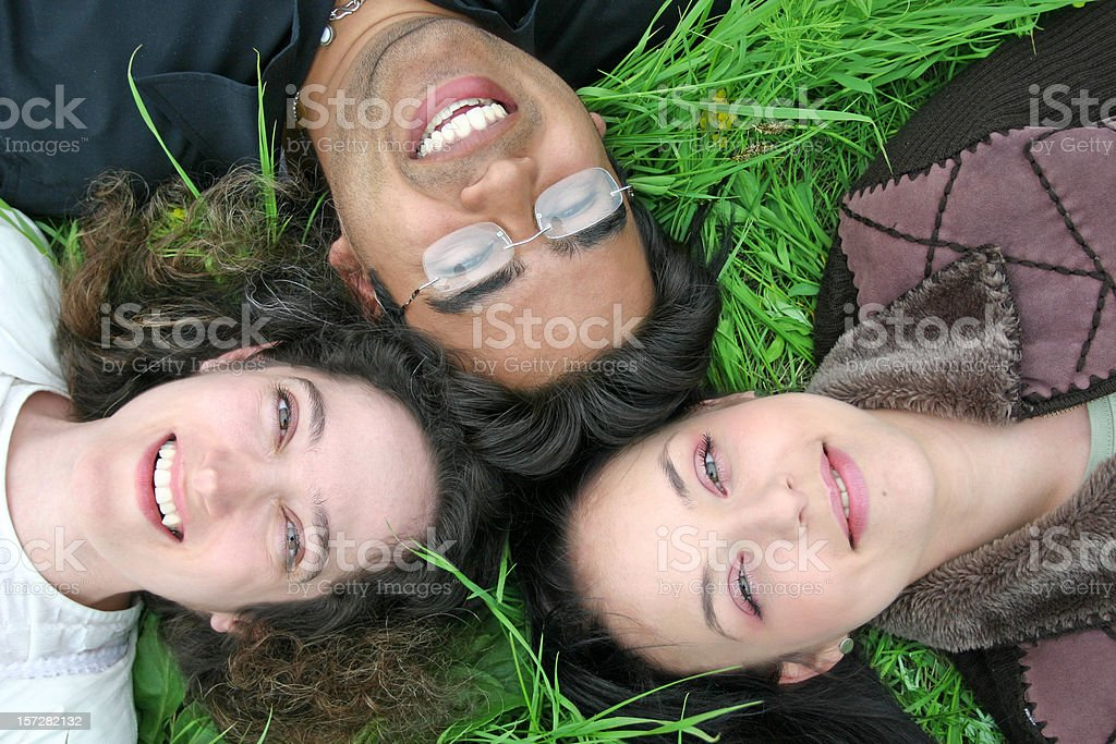 Best Friends 2 royalty-free stock photo