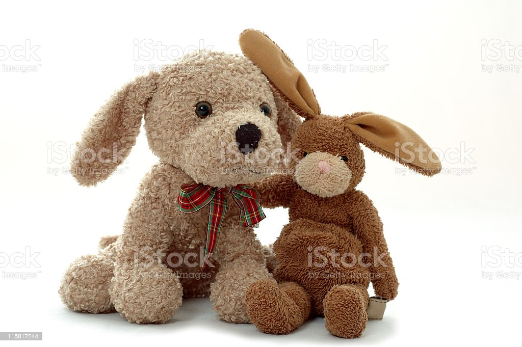 Best friends forever stock photo