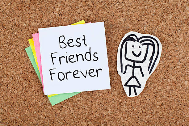Top 60 Best Friends Forever Stock Photos Pictures And Images Istock