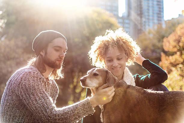 Besten Freunde im Central Park – Foto