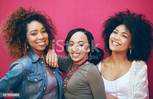 istock Best friends? More like sisters! 497856968