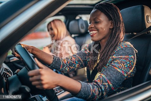 812419994istockphoto Best friends on a road trip 1160426273