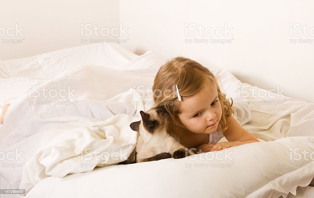 Best friends whispering royalty-free stock photo